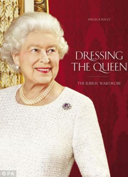 Dressing The Queen The Jubilee Wardrobe
